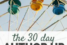 30 day Author Up Challenge