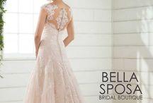 Essense of Australia Plus Size Wedding Dresses