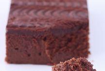 Gateau chocolate mascarpone
