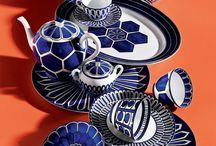 Mid-century Ceramics and Enamel work