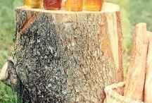 Jam and honey