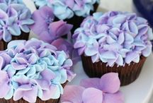 cake & cupcake decor / cake and cupcakes design and inspiration / by Marisa Martinez