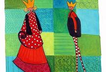 galette,roi,reine