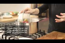 Quick Tips for Cooking / Easy and quick recipes for basic household menu items and recipes.