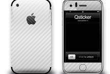 Наклейки для iPhone 3GS | 3G | 2G