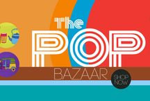 The Pop Bazar / Enjoy the #color burst festival with #India_Circus, at The Pop Bazaar.