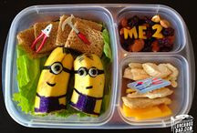 Packing a Lunch / by Amy Rothery