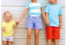 DIY Kid clothes for E&A