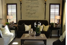 Living/Family Room Decals