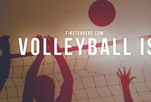 Volleyball <3 / by Stefanie Hofmann