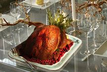 Thanksgiving Day Ideas and  Recipes / by New England Fine Living