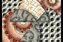 Tangle Art