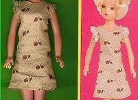 My Sindy's back in the 70s.