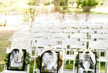wedding memory table / by Dawn Freeman