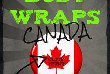 Body Wraps Canada / You can buy body wraps or sell body wraps in Canada! That crazy wrap thing is taking the world by storm, and you can be the 1st in your area to get your hands on this AMAZING little do it yourself body wrap! Sell them as a distributor, and make money from home or buy them at a discounted price!  http://hautemamawraps.myitworks.com