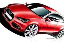 Audi A1 / True grandeur shows character and substance. And is determined not to miss great moments because of parking spaces that are too small.