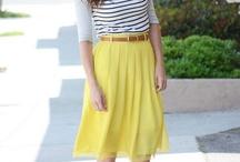 wear: skirt