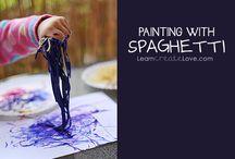 Painting Fun & Recipes