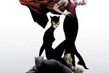 Universo Batman / Cavaleiros de Gotham