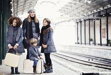 Autumn Winter 2011/2012 / Ropa de niños y adolescentes Miss Valentina Otoño Invierno 2011/2012
