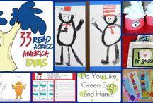 Read Across America Day Ideas