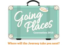 FSJ Convention 2015 / Inspiring Projects, Make-n-Takes, Trades, Swaps, Friendships, Fun...Views from the catalog and venue #FSJgoingplaces / by StampinbugKerry, FSJ Coach 401