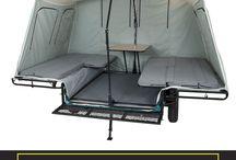 Çadırlar ve karavan
