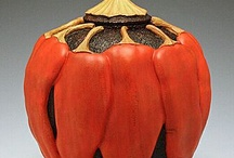 Wood and Gourd Art / Amazing carving artists / by Deborah Fortino