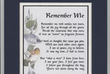Bereavement poems / by Sue Noonan