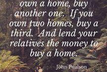 Estate investing