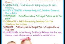 Essential Oils & Herbs