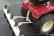 traktory a záhradná mechanizánizácia