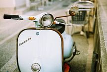 Vespa Love / by Claudia Silva