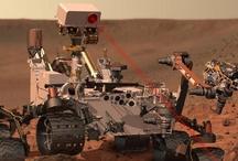 Mars Curiosity / by Jean Carvalho
