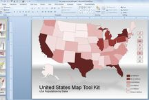 PowerPoint Maps / Download premium and free PowerPoint maps and map illustration to decorate your PowerPoint presentations, including US Maps, Canada Maps and other world country maps.