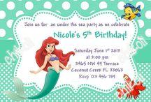 Birthday Parties / by Maryann Buchanan
