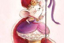 princesa ratona