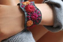 cuff embroidery