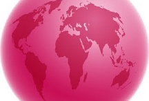 Its a PINK world after all... / If only we could live in a PiNk world...my ultimate dream / by Angela Dyke