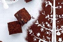 CHRISTMAS IN CHOCOLATE / by Katherine Schiller