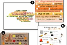 {planners and printables}