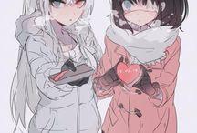 Kaneki girls