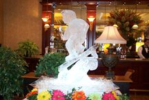 Ice Creations / At Meadow Wood Manor Ice Carvings are included in the Grand Wedding Package. Choose from our selection or create your own. / by Meadow Wood Manor