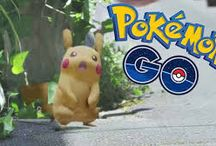Pokemon Go Android / Pokémon Go is a free-to-play augmented reality mobile game. The game is based around catching, trading and battling virtual Pokémon who appear throughout the real world, using the devices having Android and iOS systems installed