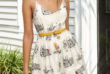 Scandinavian Seaside / Our Scandinavian Seaside collection nods to clean Nordic style and the continual nautical trend. Innovative prints comprising lobsters, anchors and beaches are interspersed with traditional stripes and spots. In a versatile palette encompassing white and navy, layer soft cotton dresses with light separates to capture a smart, streamlined look.