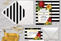 { of black and white weddings }