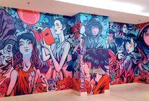 Murals - OXKING
