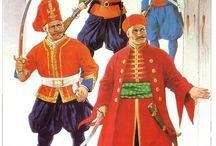 19TH - NAPOLEONIC WAR -OTTOMAN ARMY