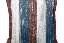 Rustic Americana / Rustic Red White Blue