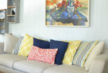 Budget Friendly Home Decor / Easy and affordable ways to decorate your home!